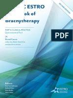 Final Rectal Cancer GEC ESTRO Handbook of Brachytherapy