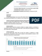 01.Cifra de Afaceri Din Comert Si Servicii 2019