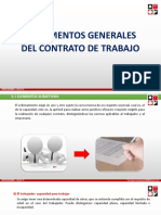 Elementos Generales Del Contrato de Trabajo (YAIR)