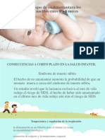 Los Riesgos de no Amamantara los recién nacidos entre 0 a 6 meces
