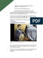 Bogus Criminal Complaints from VA Abuser and Liar Voncelle James
