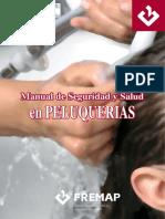Manual bioseguridad Peluquerias