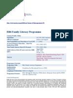 UNESCO PEFaL Info