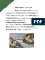 El origen del hombre en la religión.docx