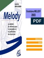 Nouveau Melody Batiment 121