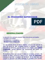 El Ingeniero Supervisor