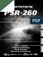 PSR260S.pdf