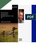 OracleOnPowerTuningConsiderations AIX VUG v1.0 Slim