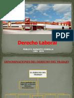 D° LABORAL -SEMANA 2 y 3
