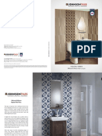 Johnson 12 X 18 Digital Wall Tiles Aw - Oct 2105 Lowress