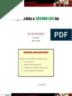 Second Life Regisztracio