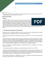 GENERAL PATHS OF REASONING IN MAGNETOHYDRODYNAMICS. Carlos Cesar Aranda
