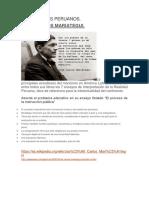 EDUCADORES PERUANOS