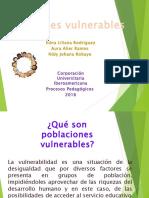 Qué Son Poblaciones Vulnerables (1)