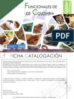 Rasgos Funcionales Anfibios Colombia