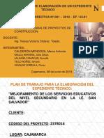 Plan de Trabajo-Analisis Directiva 001-2019. Inc.