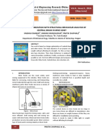 DESIGN AND OPTIMIZATION WITH STRUCTURAL BEHAVIOUR ANALYSIS OF CENTRAL DRUM IN MINE HOIST