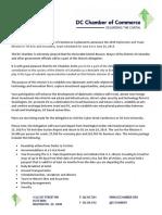Israel letter to delegates