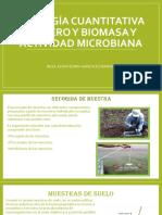 Ecologia Cuantitativa Uso de Biomasa