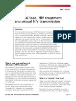 CATIE Viral Load and Hiv Transmission en 2014 07 02