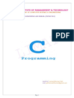 CP Lab Manual FInal.