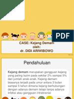 case kejang demam RSUD Bayung lincir.pptx