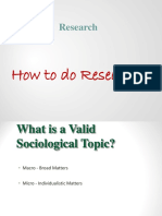 3. How to do Research.ppt