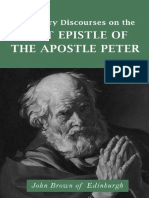 Expository Discourses on the Fi - John Brown