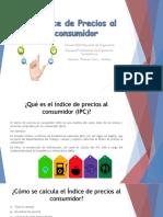 Índice de Precios Al Consumidor EXPO