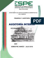 Práctica Auditoría Financiera