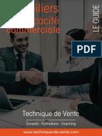 PDF Les 8 Piliers de l Efficacité Commerciale