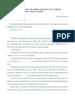 Modelo_ Defesa Previa Maria Da Penha