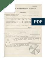 Exame Da 4ª Classe de 1966 Angola