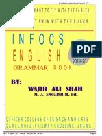 Grammar for 8th Class