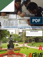 Cuadernillo de alfabetización de adultos