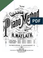 Maylath Piano Method First Grade Bk3