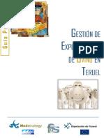 Guia de Explotaciones de Ovino en Teruel
