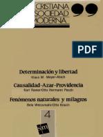 AA.VV. - Fe cristiana y sociedad moderna (t. 4)