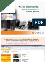 Tutorial para uso de la web www.vnews.com.es