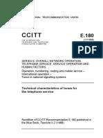 T-REC-E.180-198811-S!!PDF-E