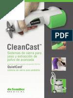 Clean Cast