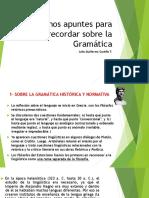 Apuntes sobre las diversas gramáticas.pptx