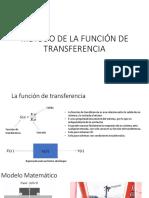 Parte 2 - Funcion de Transferencia