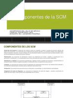 Componenetes Del Supply Chain