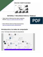Redes de Computadores Taller