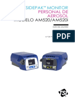 SidePak AM520 AM520i is Users Manual