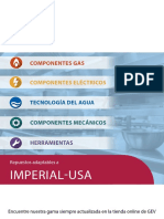Manual freidora imperial
