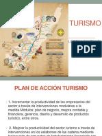Turismo -Apuesta Productiva