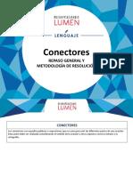 2.3 ConectoresRelaciones Conectivas Repaso
