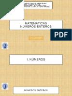 8°+AÑO+BÁSICO+-+MATEMÁTICAS+-+NÚMEROS+ENTEROS